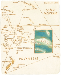 POLYNÉSIE 2673