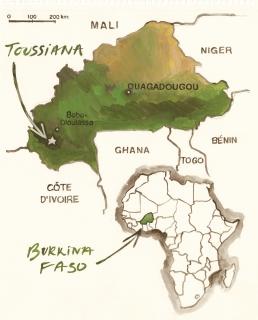 Burkina Faso 1159