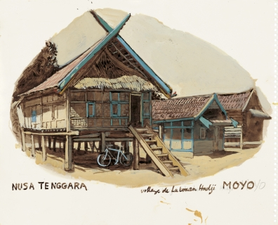 Indonésie 3388