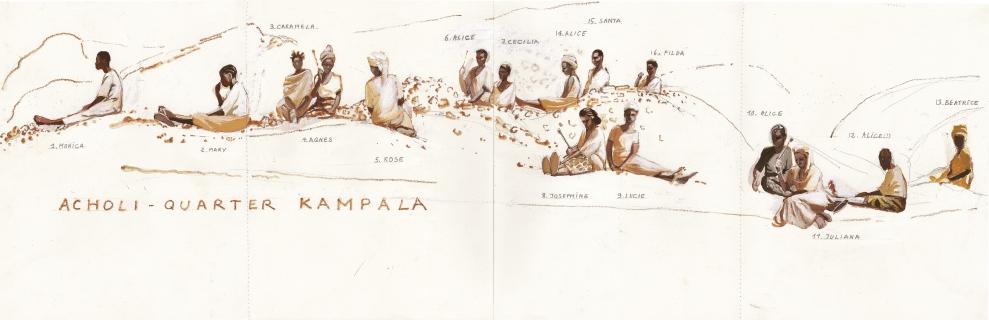 OUGANDA 1924