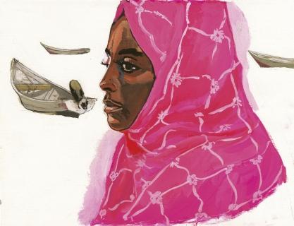 DJIBOUTI 2856