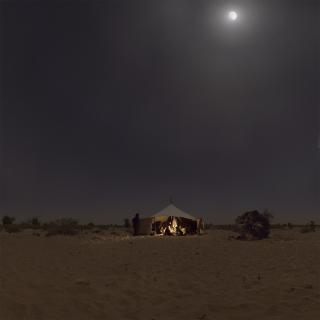 Mauritanie 3734