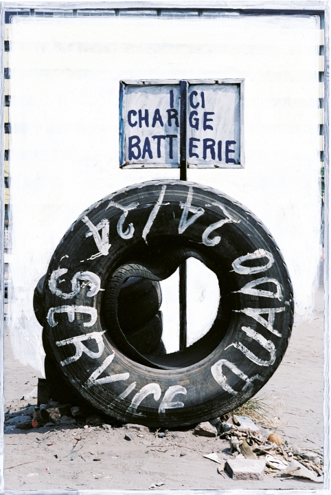 Ici charge batterie