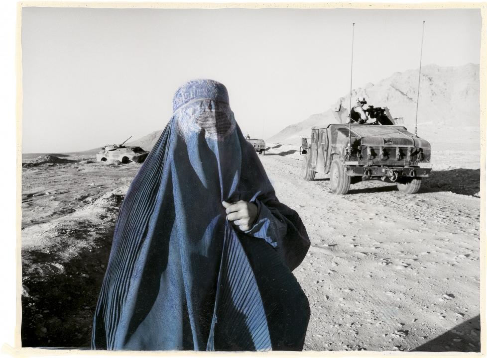 Jour tranquille à Kaboul