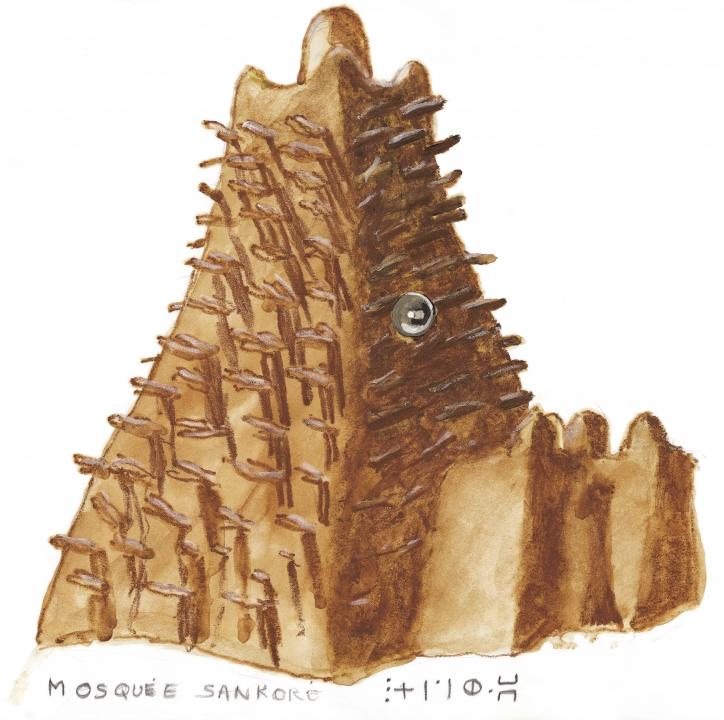 Mosquée Sankoré