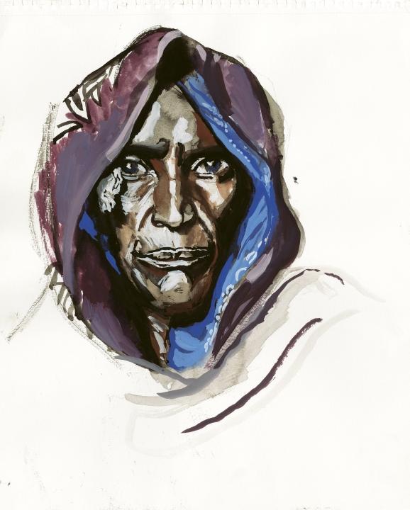 Aïcha, prêtresse de Zar 3