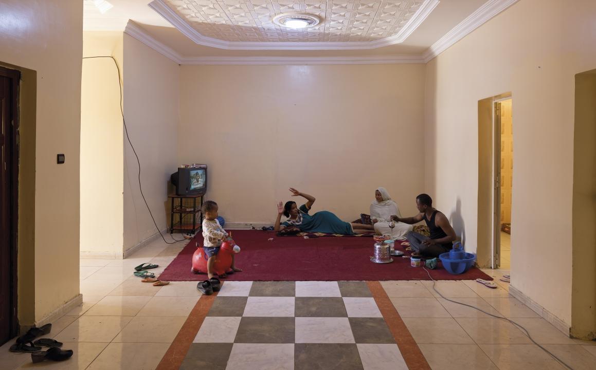 Exil à Nouakchott