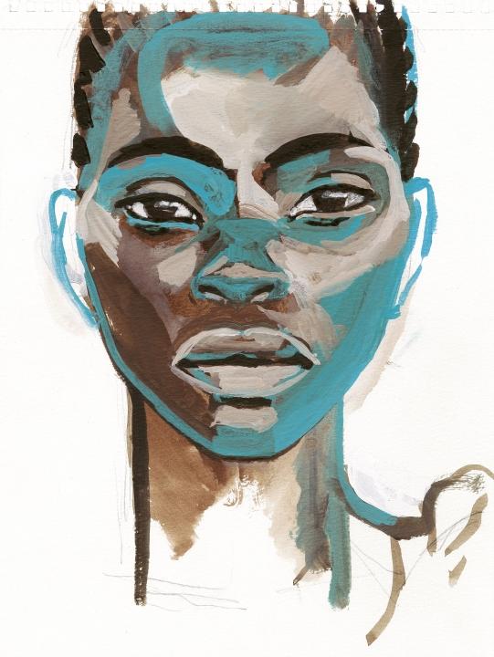 Jacqueline, réfugiée hutu