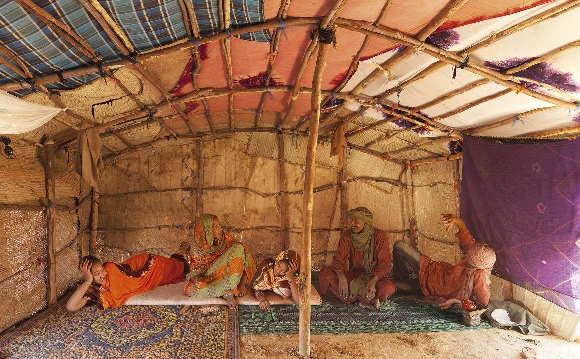 Les gens de Bariz-Tombouctou