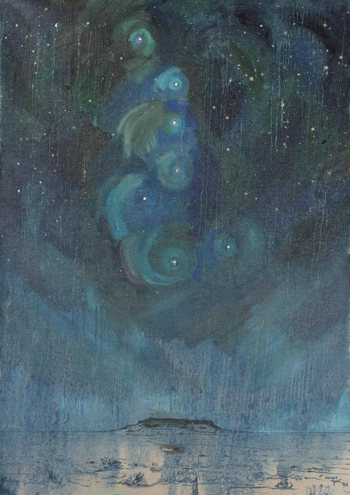 Nuit étoilée à Tiguidit 2